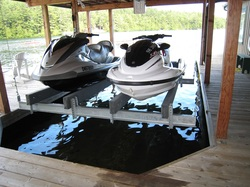 Ace Boat Lifts of Muskoka - Unbeatable Quality, Price and Service Beyond the Sale!